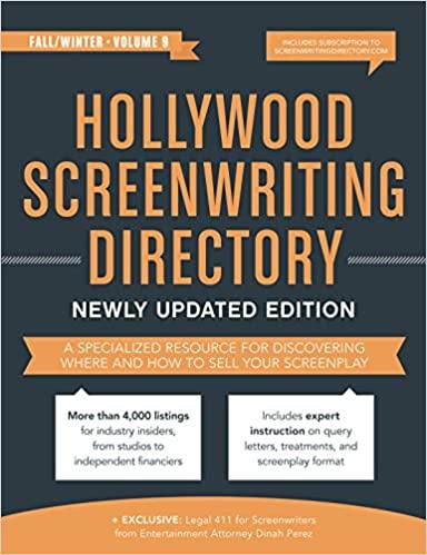 Hollywood Screenwriting Directory
